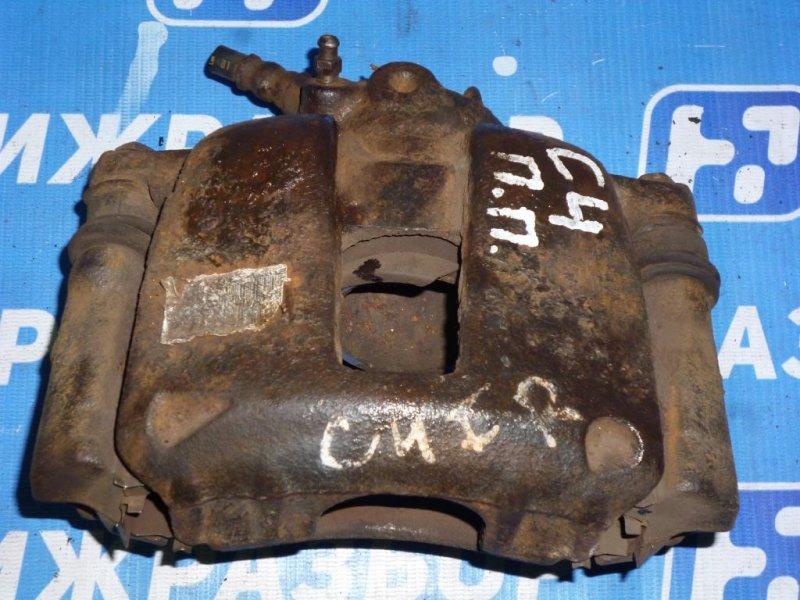 Суппорт Citroen C4 ХЭТЧБЕК 1.6 (PSA NFU) 2005 передний правый (б/у)