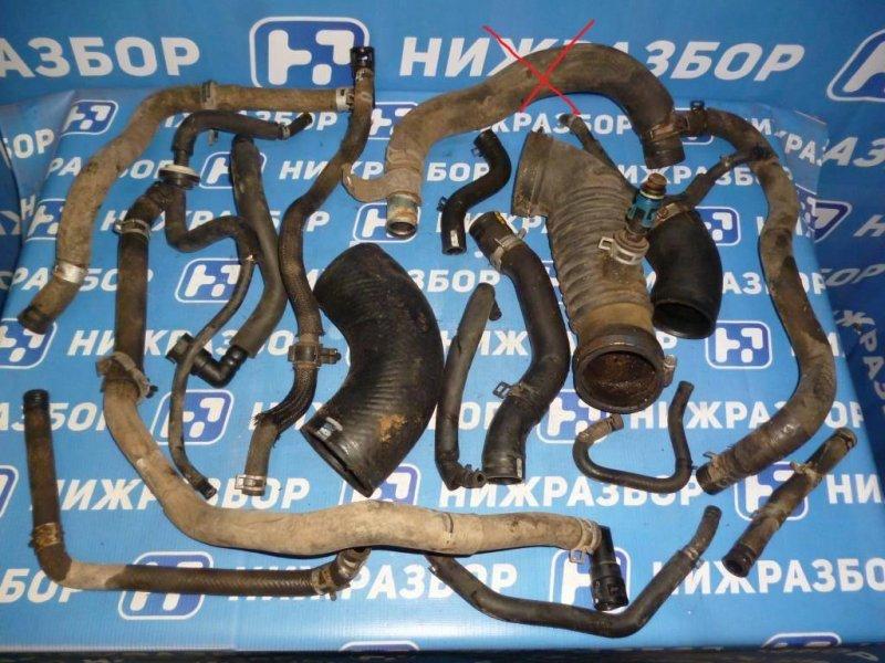Патрубки Mazda Cx 7 ER 2.3T 2007 (б/у)