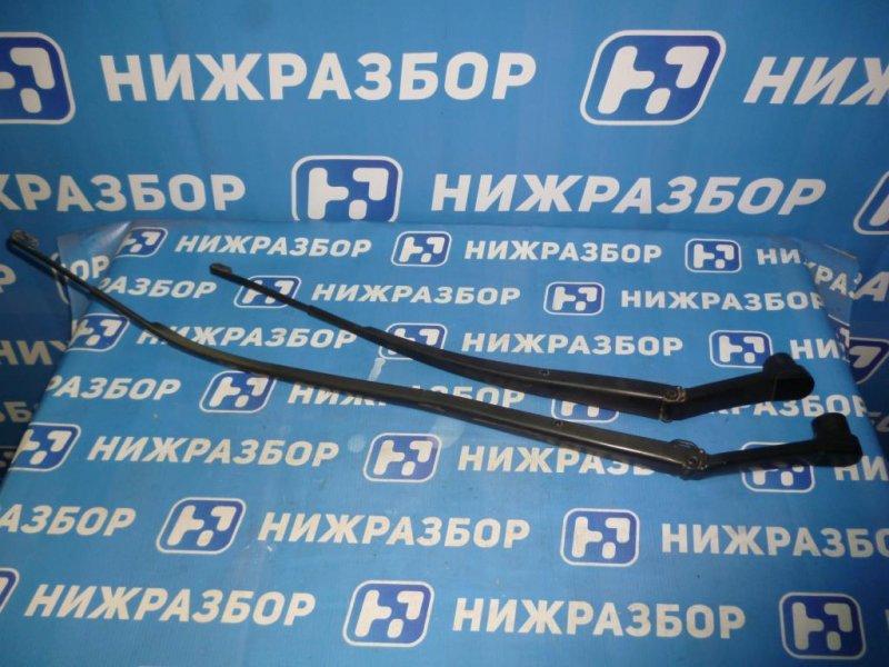 Поводок стеклоочистителя Mazda Cx 7 ER 2.3T 2007 (б/у)