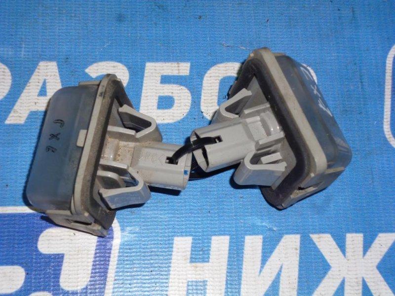 Фонарь подсветки номера Mazda Cx 7 ER 2.3T 2007 (б/у)