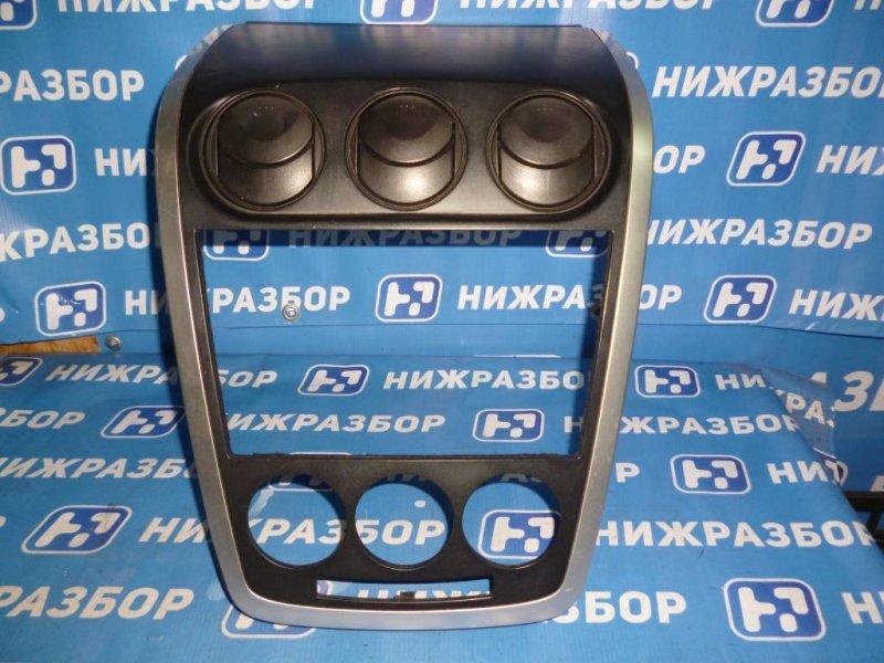 Накладка (кузов внутри) Mazda Cx 7 ER 2.3T 2007 (б/у)