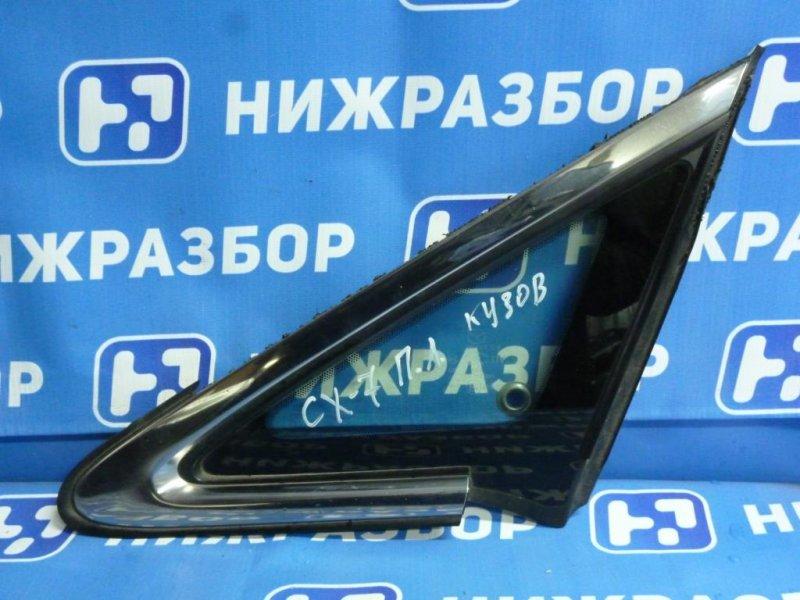 Форточка двери Mazda Cx 7 ER 2.3T 2007 передняя левая (б/у)