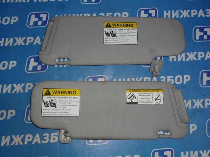 Козырек солнцезащитный Mazda Cx 7 ER 2.3T 2007 (б/у)