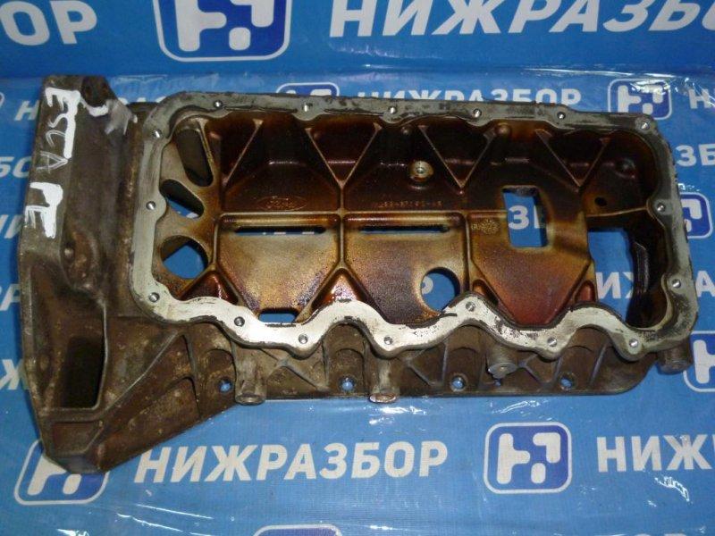 Поддон масляный двигателя Ford Escape КРОССОВЕР 2.0L ZETEC 2002 (б/у)