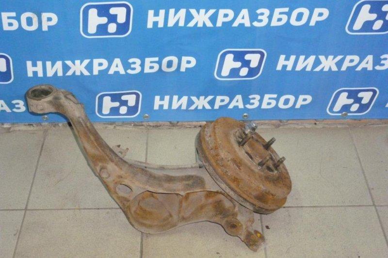 Кулак поворотный Ford Escape КРОССОВЕР 2.0L ZETEC 2002 задний левый (б/у)
