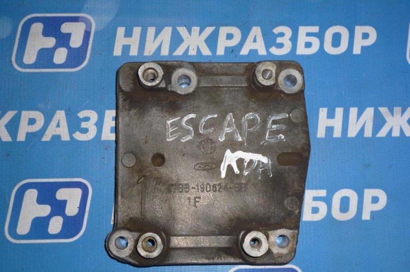 Кронштейн кондиционера Ford Escape КРОССОВЕР 2.0L ZETEC 2002 (б/у)
