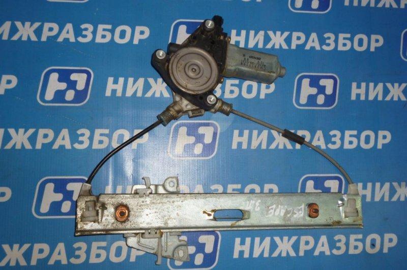 Стеклоподъемник эл. Ford Escape КРОССОВЕР 2.0L ZETEC 2002 задний правый (б/у)