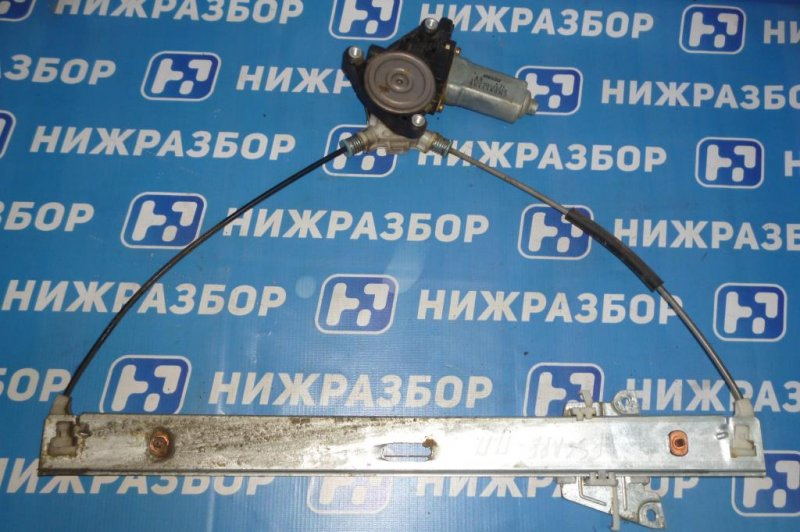 Стеклоподъемник эл. Ford Escape КРОССОВЕР 2.0L ZETEC 2002 передний правый (б/у)