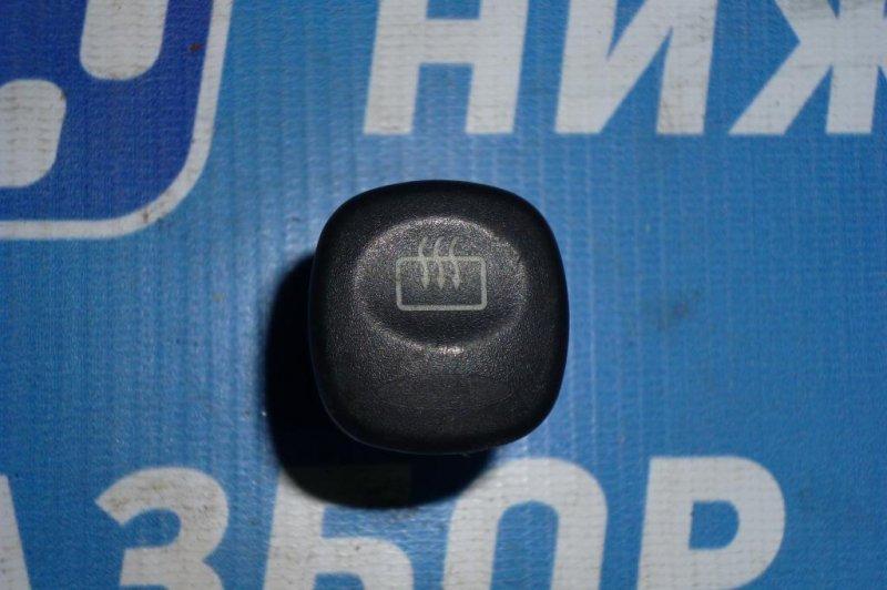 Кнопка обогрева стекла Ford Escape КРОССОВЕР 2.0L ZETEC 2002 задняя (б/у)