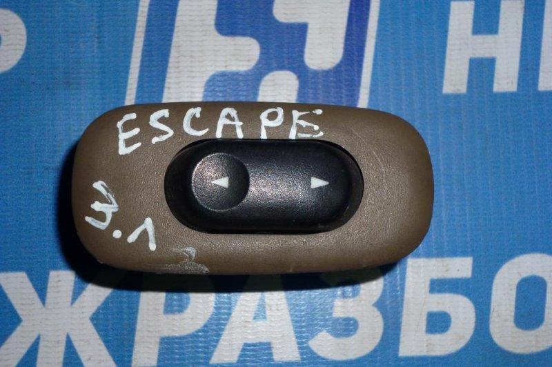 Кнопка стеклоподъемника Ford Escape КРОССОВЕР 2.0L ZETEC 2002 (б/у)