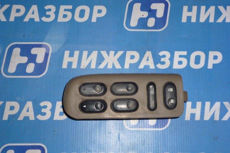 Блок управления стеклоподъемниками Ford Escape КРОССОВЕР 2.0L ZETEC 2002 (б/у)