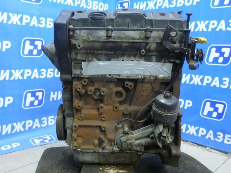 Двигатель (двс) Citroen C4 ХЭТЧБЕК 1.6 (PSA NFU) 2005 (б/у)