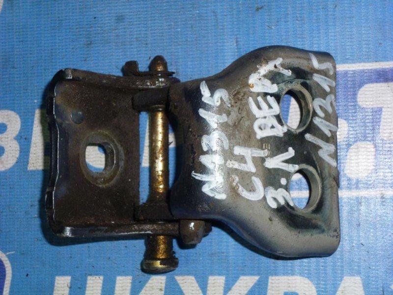 Петля двери Citroen C4 ХЭТЧБЕК 1.6 (PSA NFU) 2005 задняя левая верхняя (б/у)