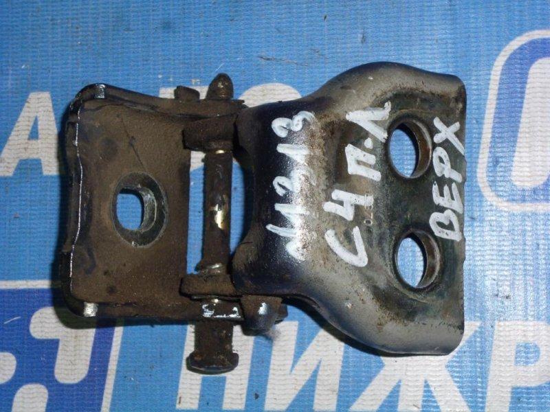 Петля двери Citroen C4 ХЭТЧБЕК 1.6 (PSA NFU) 2005 передняя левая (б/у)