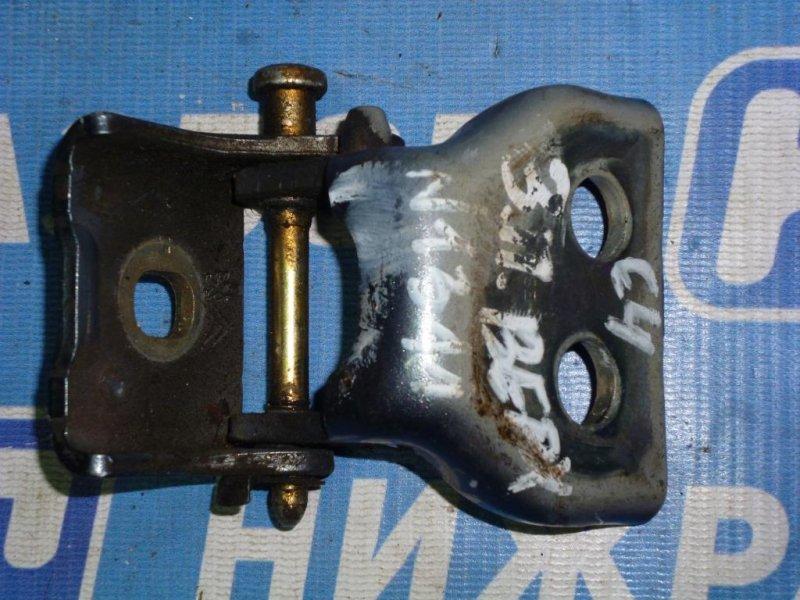 Петля двери Citroen C4 ХЭТЧБЕК 1.6 (PSA NFU) 2005 задняя правая верхняя (б/у)