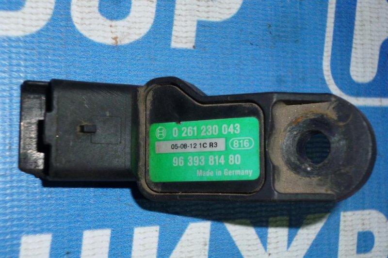 Датчик абсолютного давления Citroen C4 ХЭТЧБЕК 1.6 (PSA NFU) 2005 (б/у)