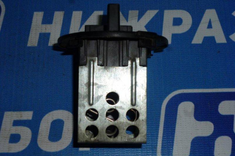 Резистор отопителя Citroen C4 ХЭТЧБЕК 1.6 (PSA NFU) 2005 (б/у)