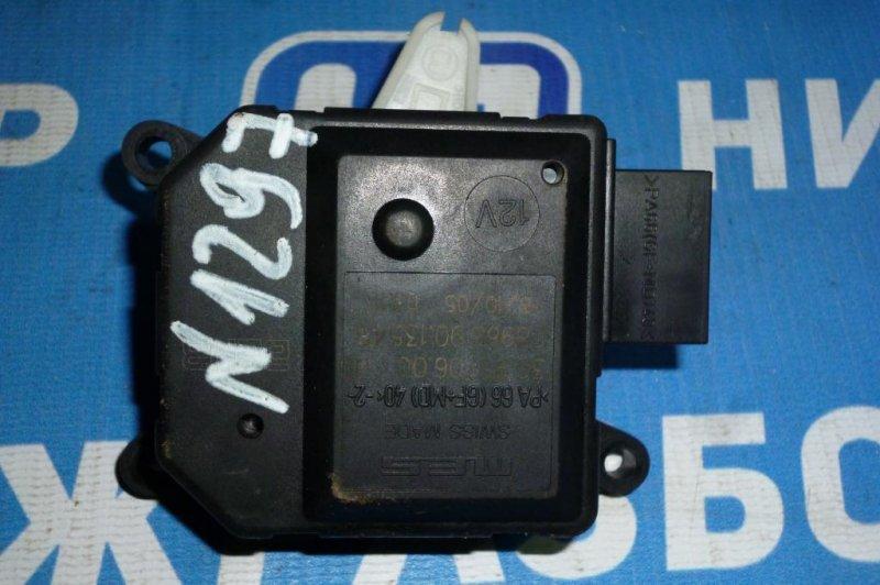 Моторчик заслонки печки Citroen C4 ХЭТЧБЕК 1.6 (PSA NFU) 2005 (б/у)