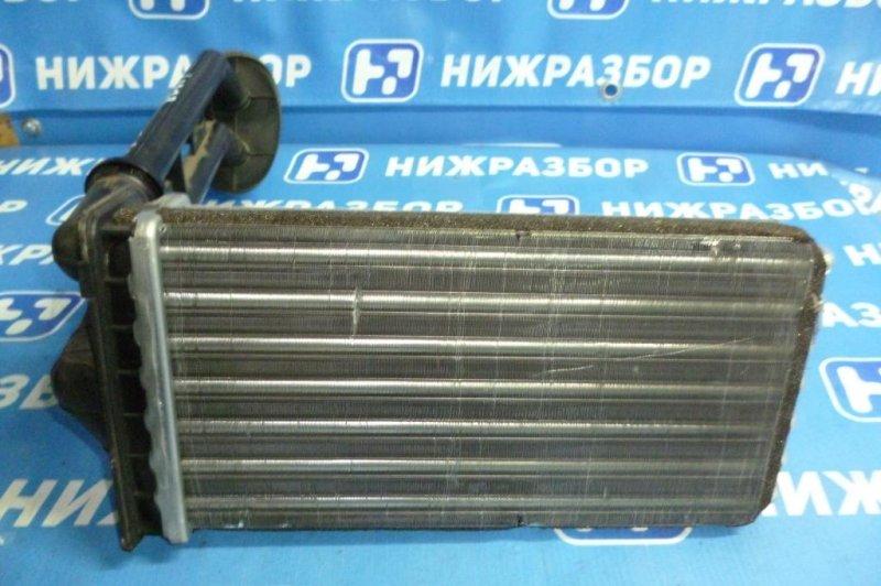 Радиатор отопителя Citroen C4 ХЭТЧБЕК 1.6 (PSA NFU) 2005 (б/у)