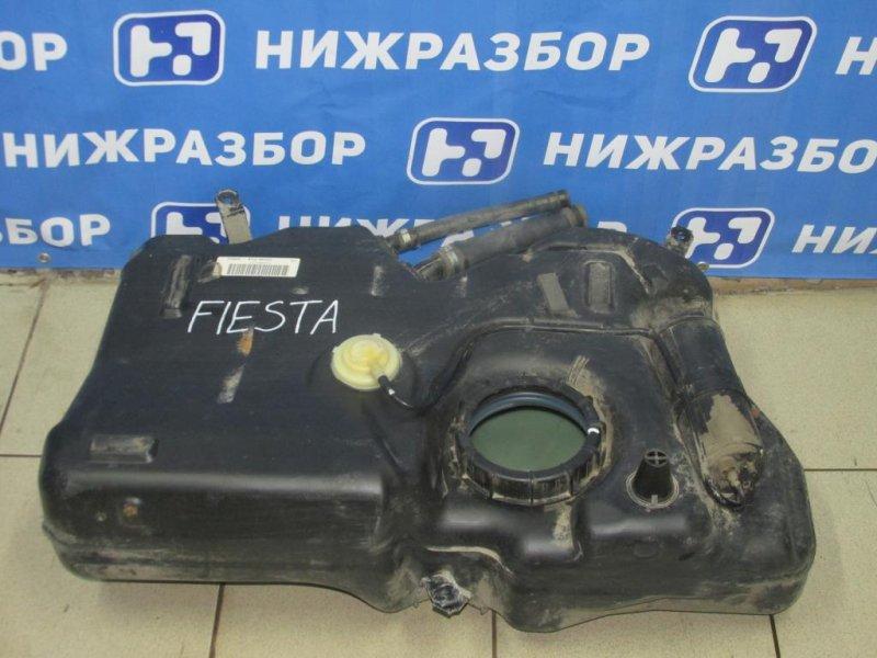 Бензобак Ford Fiesta 1.4 (FXJA) 2008 (б/у)