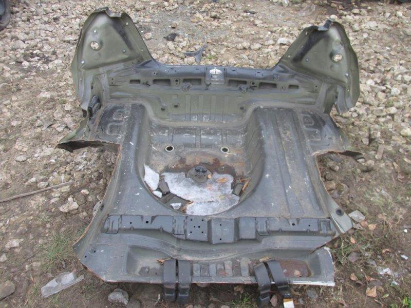 Пол багажника, тазик Chevrolet Aveo T250 1.4 (F14D3) 2005 (б/у)