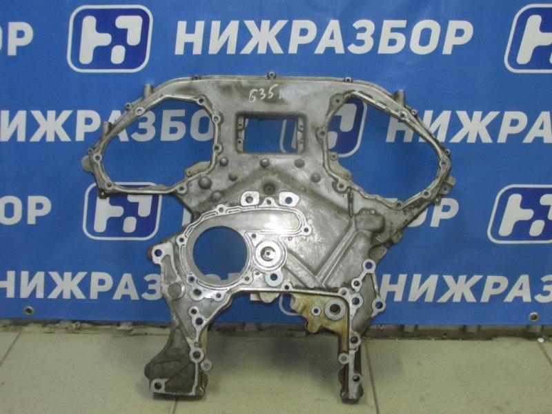 Крышка двигателя Infiniti G 35 V36 2007 (б/у)