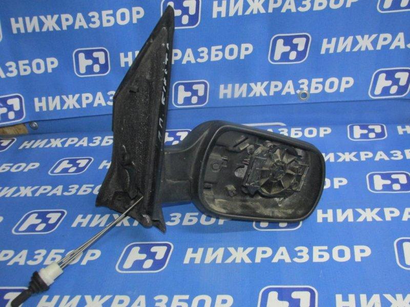 Зеркало механическое Ford Fiesta 1.4 (FXJA) 2008 правое (б/у)
