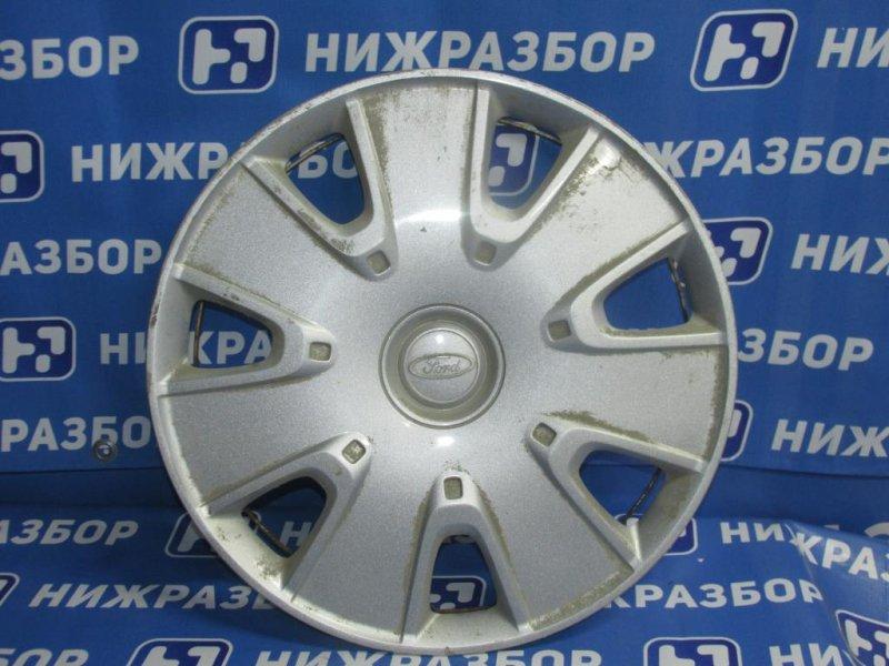 Колпак декоративный Ford Fiesta 1.4 (FXJA) 2008 (б/у)