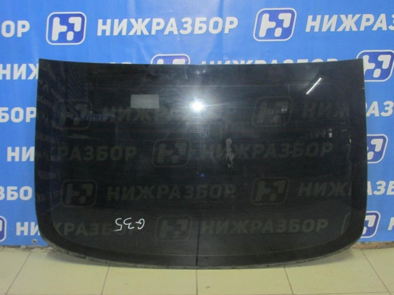 Стекло Infiniti G 35 V36 1.6 S6D 2007 заднее (б/у)