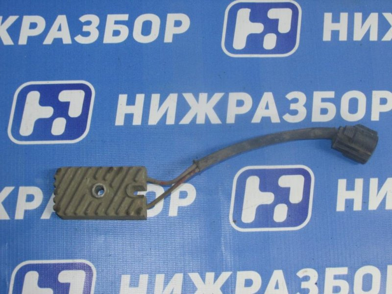 Резистор Chevrolet Lanos 1.5L (A15SMS) ЕВРО-3 2008 (б/у)