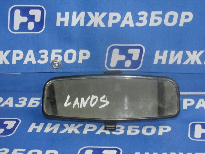Зеркало салонное Chevrolet Lanos 1.5L (A15SMS) ЕВРО-3 2008 (б/у)