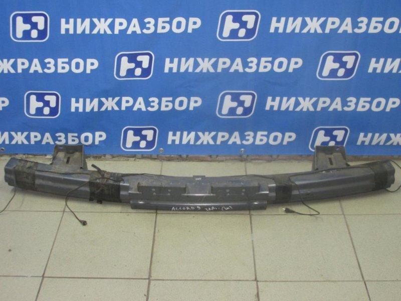 Усилитель бампера Honda Accord 9 2013 задний (б/у)