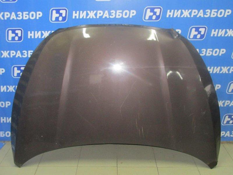 Капот Hyundai Ix35 (б/у)