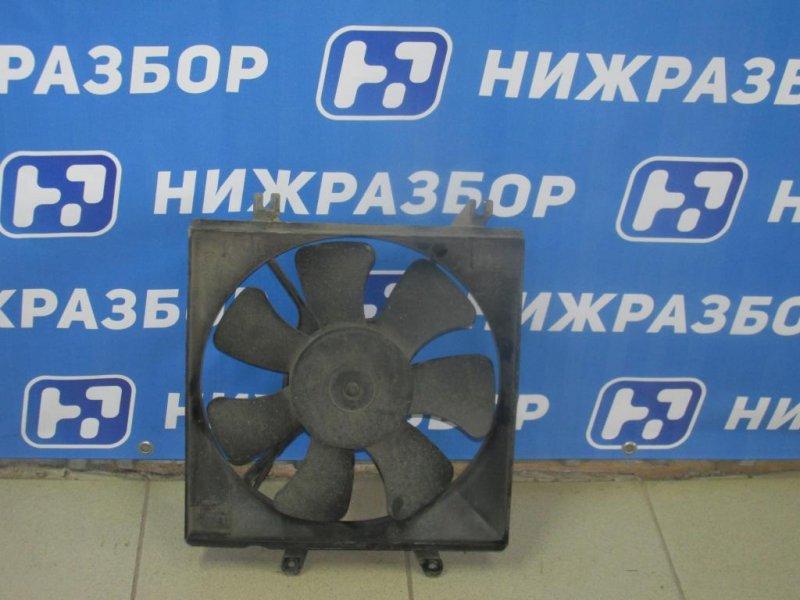 Вентилятор радиатора Kia Spectra LD 1.6 (S6D) 2008 (б/у)