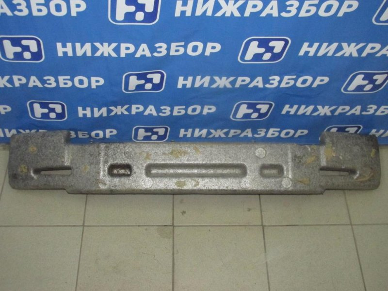 Абсорбер бампера Chevrolet Aveo T250 1.4 (F14D3) 2005 (б/у)