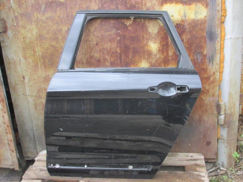 Дверь Citroen C5 2008> задняя левая (б/у)