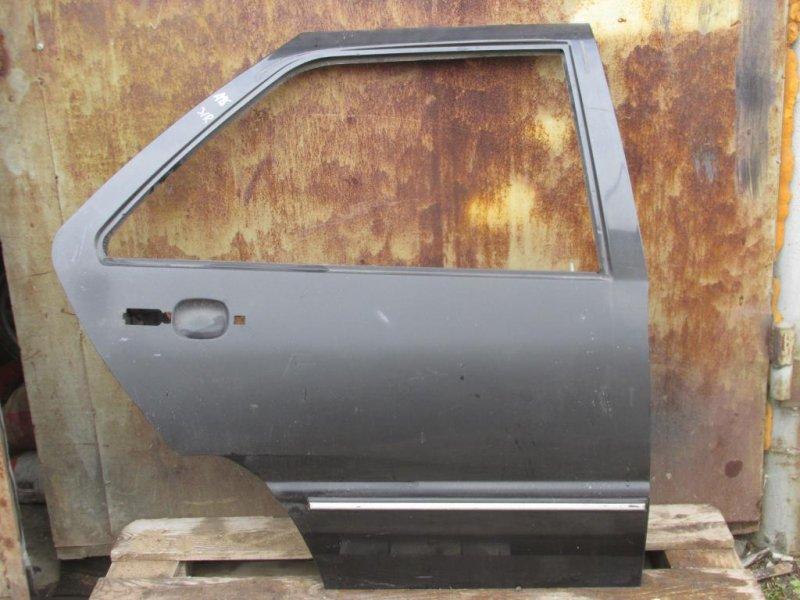 Дверь Chery Amulet A15 2006 задняя правая (б/у)