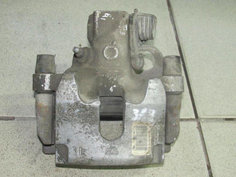 Суппорт Citroen C5 2008> задний левый (б/у)