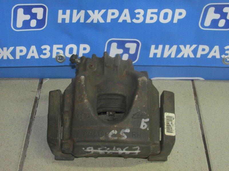 Суппорт Citroen C5 2008> передний правый (б/у)