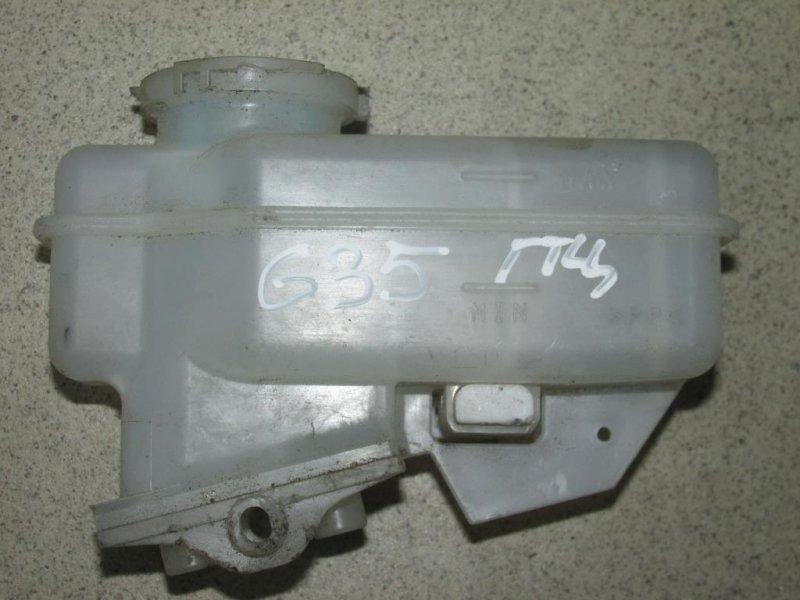 Бачок главного тормозного цилиндра Infiniti G 35 V36 2007 (б/у)