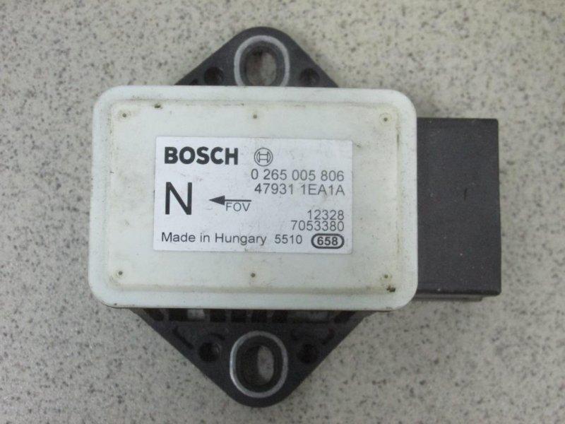 Датчик ускорения Infiniti G 35 V36 2007 (б/у)