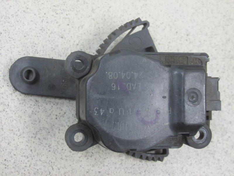Моторчик заслонки печки Citroen C5 2008> (б/у)
