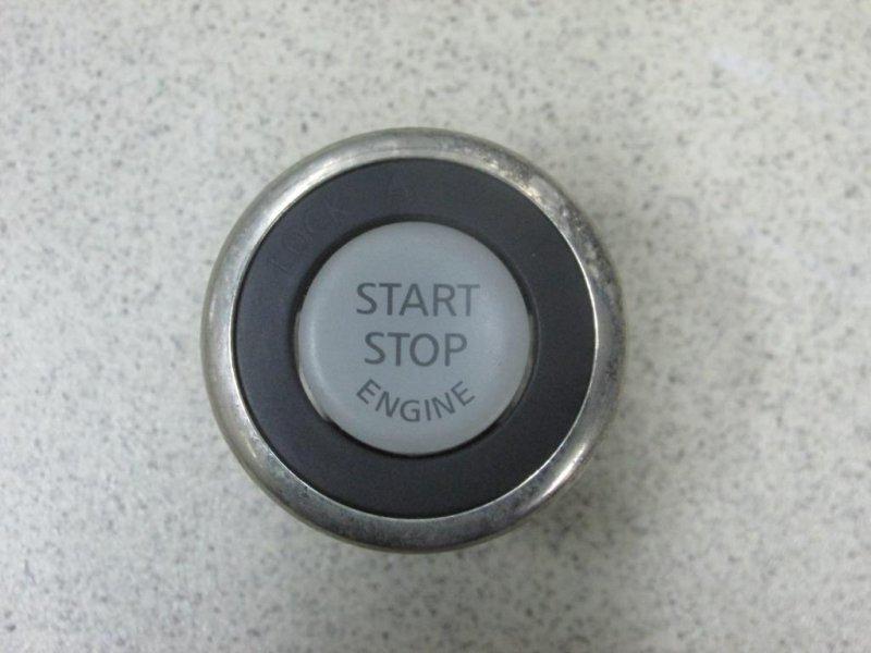 Кнопка запуска двигателя Infiniti G 35 V36 2007 (б/у)