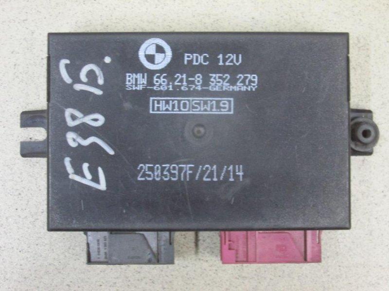 Блок управления парктроником Bmw 7-Серия E38 1994 (б/у)
