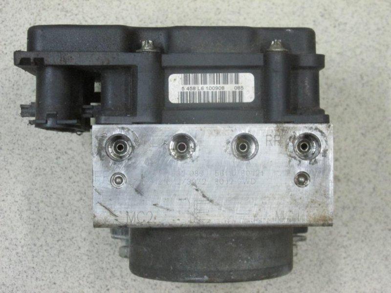 Блок abs (насос) Suzuki Sx4 2006 (б/у)