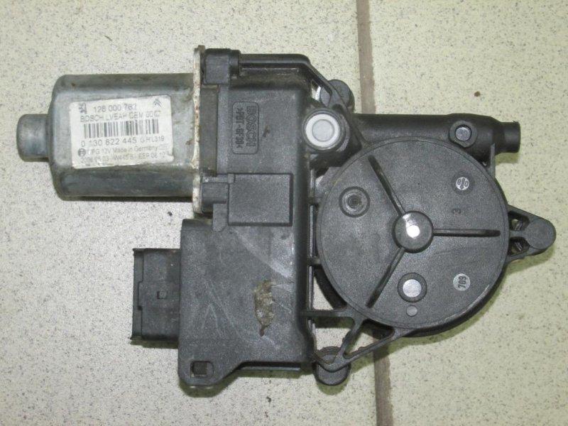 Моторчик стеклоподъемника Citroen C5 2008> (б/у)