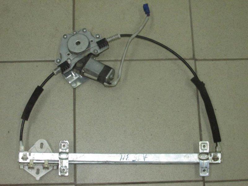 Стеклоподъемник эл. Chery Amulet A15 2006 задний левый (б/у)