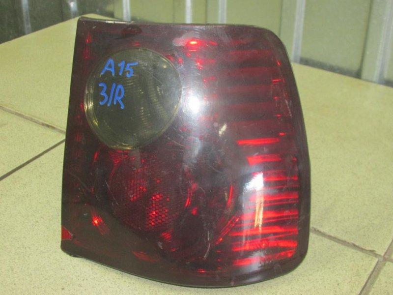Фонарь Chery Amulet A15 2006 задний правый (б/у)