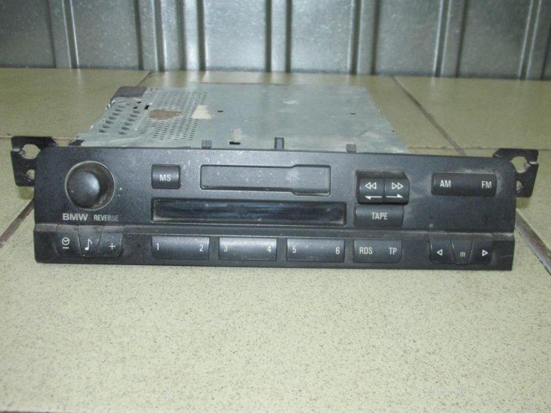 Магнитола Bmw 3-Серия E46 1998 (б/у)