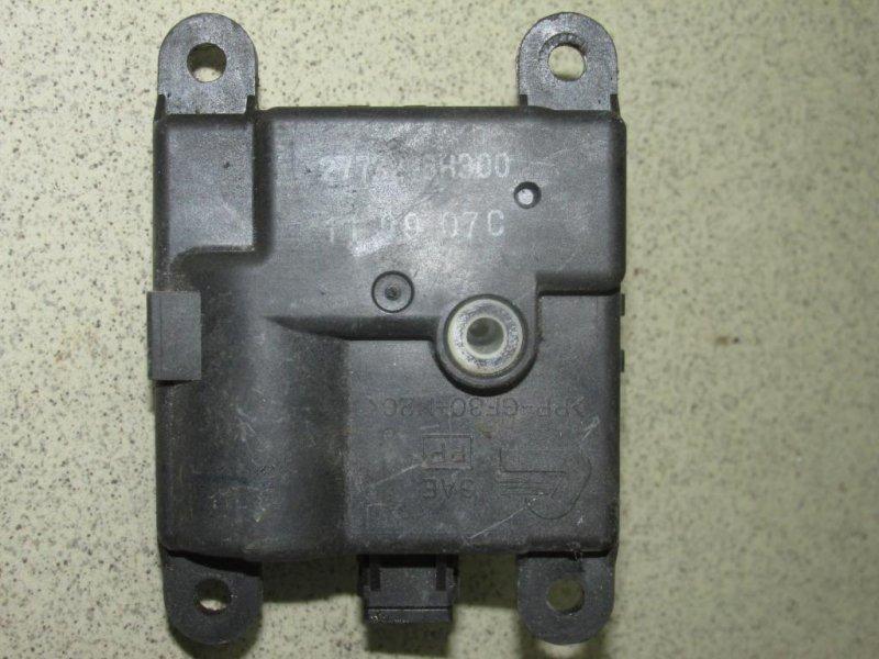 Моторчик заслонки печки Infiniti Fx 35 S51 2008 (б/у)